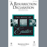 Victor C. Johnson A Resurrection Declaration - Timpani Sheet Music and Printable PDF Score | SKU 361069