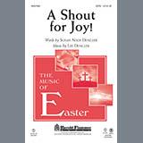 Lee Dengler A Shout For Joy! - Timpani Sheet Music and Printable PDF Score | SKU 296566
