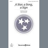 Brad Nix A Star, A Song, A Sign Sheet Music and Printable PDF Score | SKU 152213