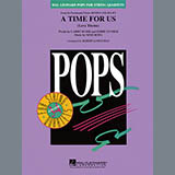 Robert Longfield A Time for Us (from Romeo and Juliet) - Violin 1 Sheet Music and Printable PDF Score   SKU 368638