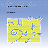 Art Dedrick A Touch Of Tuba - Piano Accompaniment Sheet Music and Printable PDF Score | SKU 368795