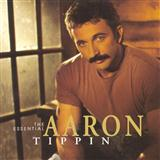 Download or print Aaron Tippin I Wonder How Far It Is Over You Digital Sheet Music Notes and Chords - Printable PDF Score