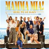 ABBA Angeleyes (from Mamma Mia! Here We Go Again) Sheet Music and Printable PDF Score | SKU 254843