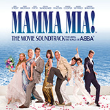 ABBA The Name Of The Game (from Mamma Mia!) Sheet Music and Printable PDF Score | SKU 425346