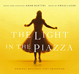 Adam Guettel Statues And Stories (from The Light In The Piazza) Sheet Music and Printable PDF Score | SKU 195675