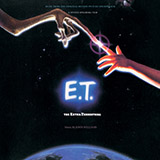 John Williams Adventures On Earth (from E.T. The Extra-Terrestrial) Sheet Music and Printable PDF Score   SKU 18485