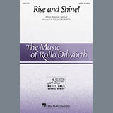 African-American Spiritual 'Rise And Shine! (arr. Rollo Dilworth) Sheet Music and Printable PDF Score | SKU 415583