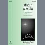 Benjamin Harlan African Alleluia Sheet Music and Printable PDF Score   SKU 296772