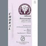 David Montoya African Processional (ed. Ron Kean) Sheet Music and Printable PDF Score | SKU 423777