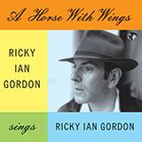 Ricky Ian Gordon Afternoon On A Hill Sheet Music and Printable PDF Score   SKU 253580