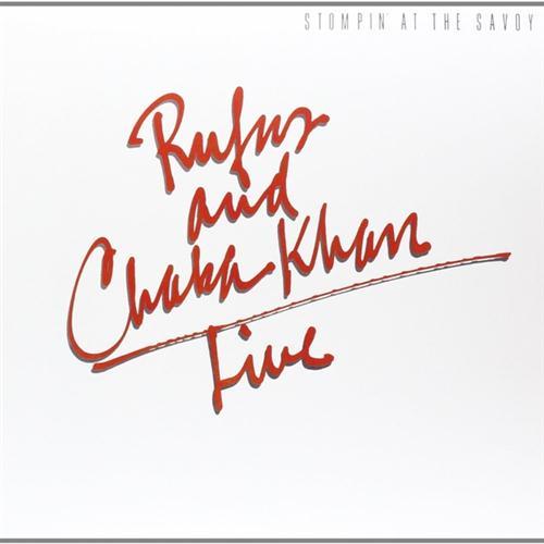 Rufus & Chaka Khan image and pictorial