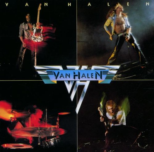 Van Halen image and pictorial