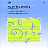 Arthur Frackenpohl Air On The G String (from Orchestral Suite No. 3) - Piano Sheet Music and Printable PDF Score   SKU 317073