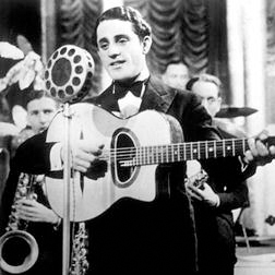 Al Bowlly I Can Dream, Can't I? (from Right This Way) Sheet Music and Printable PDF Score | SKU 113455