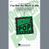 Download or print Alan Billingsley I've Got The Music In Me Digital Sheet Music Notes and Chords - Printable PDF Score