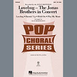 Download Alan Billingsley 'Lovebug - The Jonas Brothers In Concert (Medley)' Digital Sheet Music Notes & Chords and start playing in minutes
