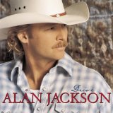 Download or print Alan Jackson I Slipped And Fell In Love Digital Sheet Music Notes and Chords - Printable PDF Score