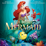 Alan Menken Kiss The Girl (from The Little Mermaid) Sheet Music and Printable PDF Score | SKU 417371