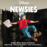 Alan Menken Seize The Day (from Newsies) Sheet Music and Printable PDF Score | SKU 417367