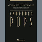 Alan Silvestri God Bless Us Everyone - Bb Trumpet 1 Sheet Music and Printable PDF Score | SKU 296359