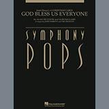 Alan Silvestri God Bless Us Everyone - Trombone 1 Sheet Music and Printable PDF Score | SKU 296362