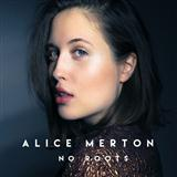 Download or print Alice Merton No Roots Digital Sheet Music Notes and Chords - Printable PDF Score