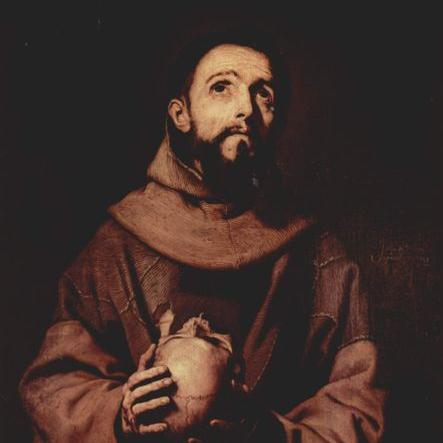 Francis of Assisi image and pictorial