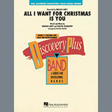 Mariah Carey All I Want for Christmas Is You (arr. Michael Brown) - Eb Alto Saxophone 1 Sheet Music and Printable PDF Score | SKU 349078