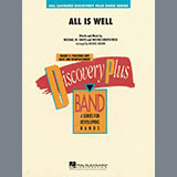 Michael Brown All Is Well - Oboe Sheet Music and Printable PDF Score | SKU 328523