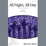 Greg Gilpin All Night, All Day Sheet Music and Printable PDF Score | SKU 156855