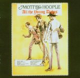 Mott The Hoople All The Young Dudes Sheet Music and Printable PDF Score | SKU 45096