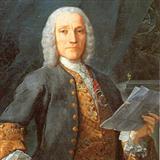 Domenico Scarlatti Allegro Sheet Music and Printable PDF Score | SKU 118822