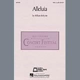 William Bolcom Alleluia Sheet Music and Printable PDF Score   SKU 65519