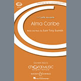 Juan Tony Guzman Alma Caribe (Caribbean Soul) - Electric Bass Sheet Music and Printable PDF Score   SKU 414521