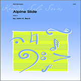 Beck Alpine Slide Sheet Music and Printable PDF Score   SKU 124790