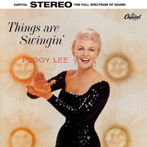 Peggy Lee image and pictorial