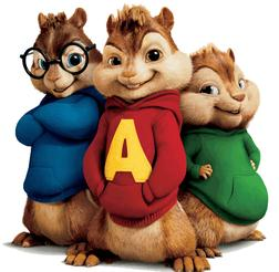 Alvin and the Chipmunks The Chipmunk Song Sheet Music and Printable PDF Score | SKU 254969