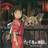 Youmi Kimura Always With Me (from Spirited Away) Sheet Music and Printable PDF Score | SKU 113139
