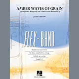 James Curnow Amber Waves of Grain - Conductor Score (Full Score) Sheet Music and Printable PDF Score | SKU 335890