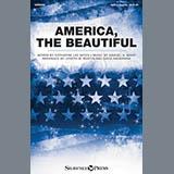 David Angerman America, The Beautiful Sheet Music and Printable PDF Score | SKU 196284