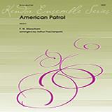 Meacham American Patrol - Full Score Sheet Music and Printable PDF Score   SKU 343101
