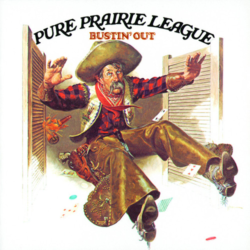 Pure Prairie League image and pictorial