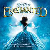 Amy Adams That's How You Know (from Enchanted) Sheet Music and Printable PDF Score | SKU 122313