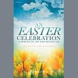 Keith Christopher An Easter Celebration - Handbells Sheet Music and Printable PDF Score   SKU 335508