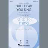 Andrew Lloyd Webber 'Til I Hear You Sing (arr. Mac Huff) Sheet Music and Printable PDF Score | SKU 409066