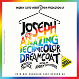 Download or print Andrew Lloyd Webber Joseph All The Time Digital Sheet Music Notes and Chords - Printable PDF Score