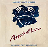 Andrew Lloyd Webber Love Changes Everything (from Aspects Of Love) Sheet Music and Printable PDF Score | SKU 103703