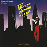 Andrew Lloyd Webber Tell Me On A Sunday Sheet Music and Printable PDF Score | SKU 252725