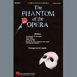 Andrew Lloyd Webber The Phantom Of The Opera (Medley) (arr. Ed Lojeski) Sheet Music and Printable PDF Score | SKU 416300