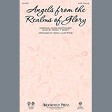 Anna Laura Page Angels From The Realms Of Glory Sheet Music and Printable PDF Score   SKU 99655